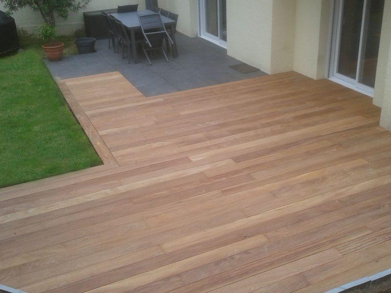 terrasse bois arradon