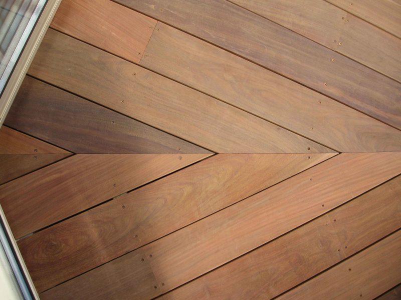 terrasse bois auray