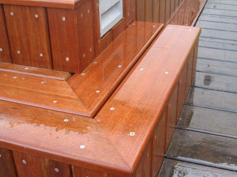 terrasse bois lanester